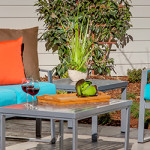 Skyline Deep Seating Fabric Commercial Pool Chairs