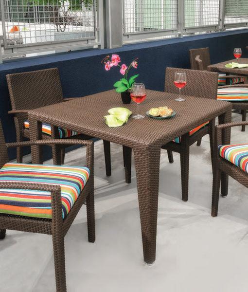 Cuatro Square Dining Table