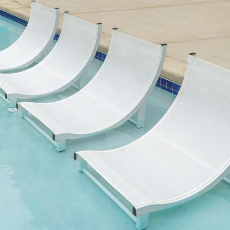 Aqua Sling Sand Chair