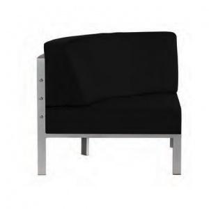 Neo Modular Curved Corner Left Seat - 6226L