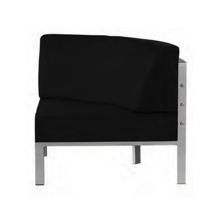 Neo Modular Curved Corner Right Seat - 6226R