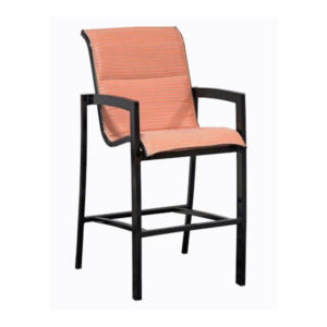 Urban Loft Bar Chair with Padded Option - 3907SP