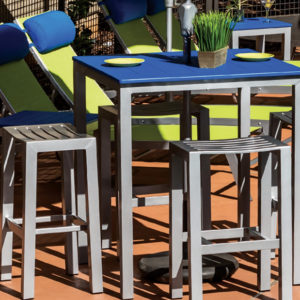 Leisure MGP Bar Table - 12936x36