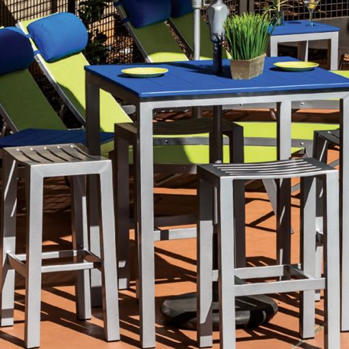 Leisure MGP Bar Table - 12936x36
